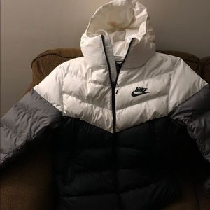 Other - men's nike bubble coat